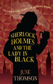 Sherlock Holmes & the Lady in Black, Paperback Book