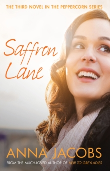 Saffron Lane, Hardback Book