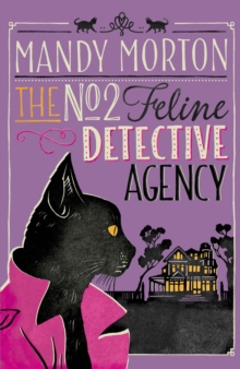 The No 2 Feline Detective Agency, Paperback Book