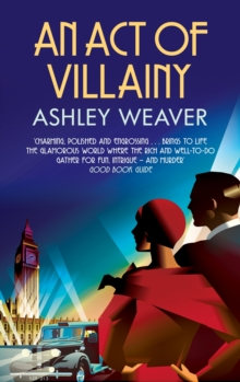 An Act of Villainy, Hardback Book
