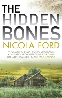 The Hidden Bones, Hardback Book