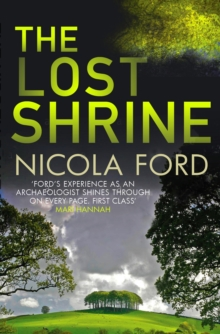 The Lost Shrine, Hardback Book