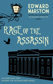 Rage of the Assassin : The compelling historical mystery packed with twists and turns, Paperback / softback Book
