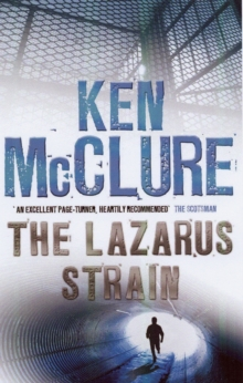 The Lazarus Strain, Paperback Book