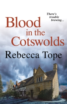 Blood in the Cotswolds, Hardback Book