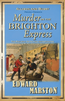 Murder on the Brighton Express, Paperback Book