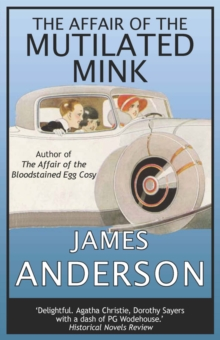 The Affair of the Mutilated Mink, Paperback Book