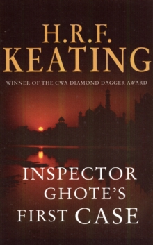 Inspector Ghote's First Case, Hardback Book