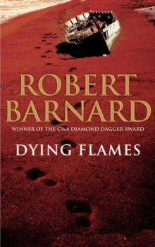 Dying Flames, Paperback Book