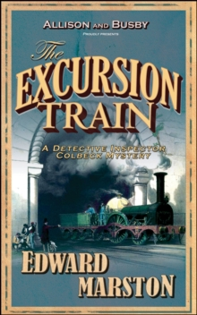 The Excursion Train, Paperback Book