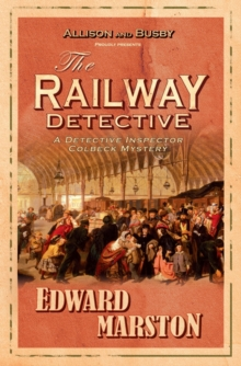 The Railway Detective, Paperback / softback Book