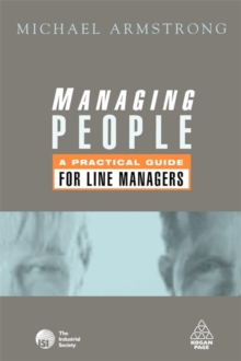 Managing People : A Practical Guide, Paperback Book