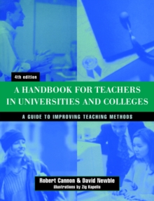 Handbook for Teachers in Universities and Colleges, Paperback / softback Book