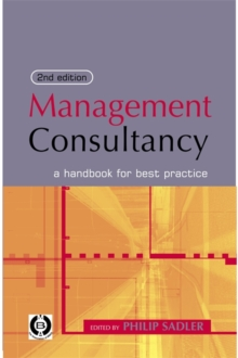 Management Consultancy, Hardback Book
