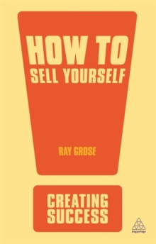 How to Sell Yourself, Paperback Book