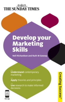 Develop Your Marketing Skills, Paperback / softback Book