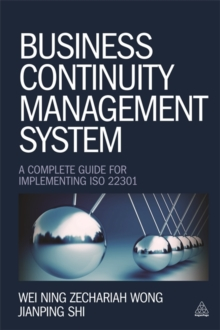 Business Continuity Management System : A Complete Guide to Implementing ISO 22301, Paperback / softback Book