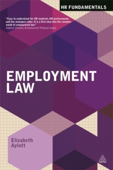 Employment Law, Paperback Book