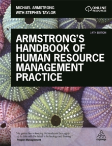 Armstrong's Handbook of Human Resource Management Practice, Paperback / softback Book