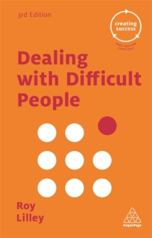 Dealing with Difficult People, Paperback Book