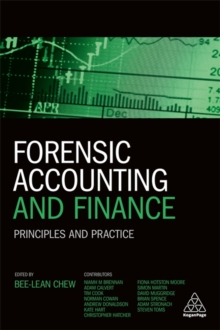 Forensic Accounting and Finance : Principles and Practice, Paperback / softback Book
