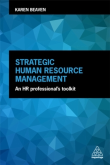 Strategic Human Resource Management : An HR Professional's Toolkit, Paperback / softback Book
