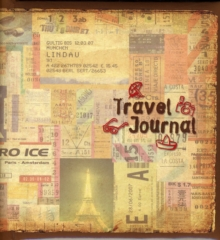 The Travel Journal, Paperback Book