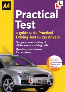 AA Practical Test, Paperback Book