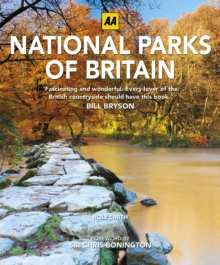 Aa National Parks of Britain, Hardback Book