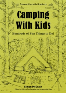 Camping with Kids, Paperback Book