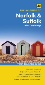 Norfolk & Suffolk, Paperback Book