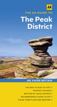 The Peak District, Paperback Book