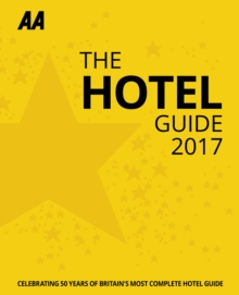 AA Hotel Guide 2017, Paperback Book