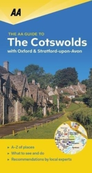 The Cotswolds with Oxford and Stratford-Upon-Avon, Paperback / softback Book