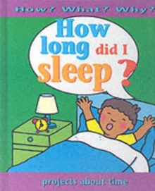 How Long Did I Sleep?, Hardback Book