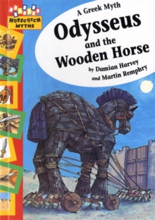 Hopscotch: Myths: Odysseus and the Wooden Horse, Paperback Book