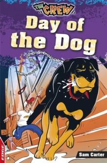 EDGE: The Crew: Day of the Dog, Paperback Book