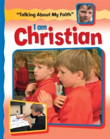 Talking About My Faith: I Am Christian, Paperback Book