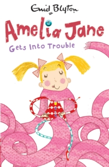 Amelia Jane Gets into Trouble, Paperback Book