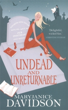 Undead And Unreturnable : Number 4 in series, Paperback / softback Book