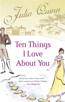 Ten Things I Love About You, Paperback / softback Book
