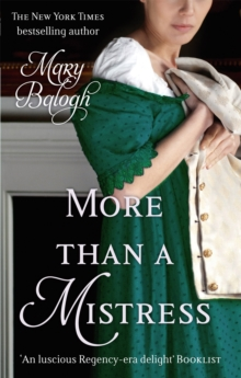 More Than a Mistress, Paperback Book
