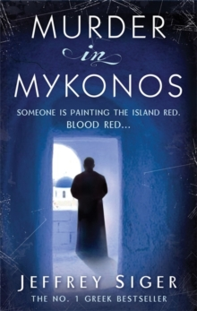 Murder In Mykonos : Number 1 in series, Paperback Book
