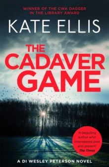 The Cadaver Game : Number 16 in series, Paperback Book