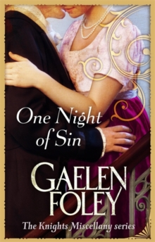 One Night Of Sin : Number 6 in series, Paperback Book