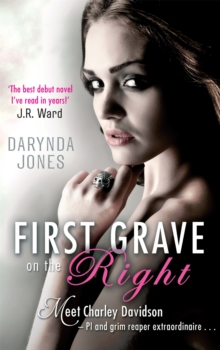 First Grave On The Right : Number 1 in series, Paperback / softback Book