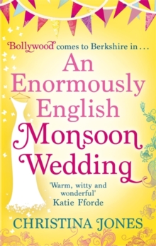 An Enormously English Monsoon Wedding, Paperback Book