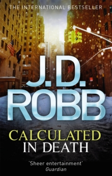 Calculated in Death : 36, Paperback Book