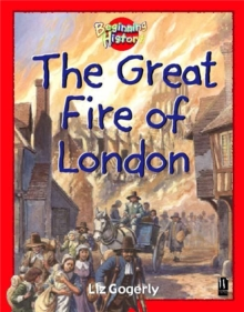 The Great Fire Of London, Paperback / softback Book