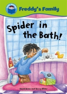 Spider in the Bath!, Paperback Book